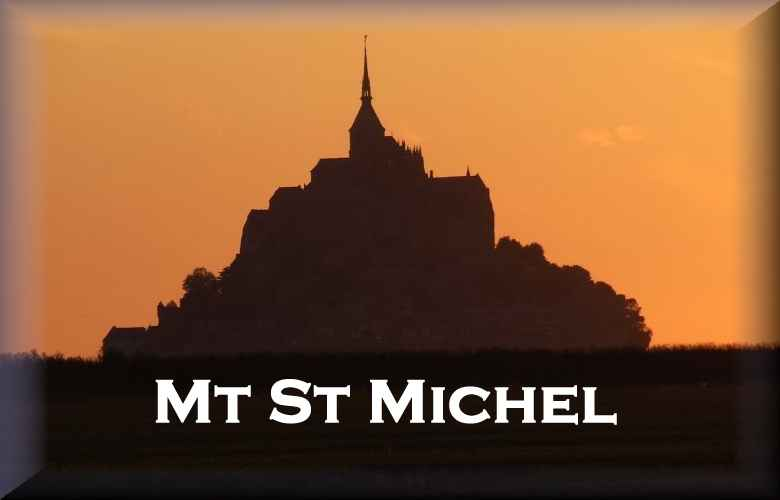 Mt St Michel Click Here